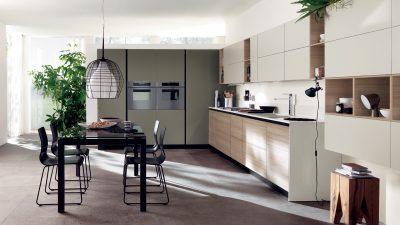 Кухни в современном стиле 11