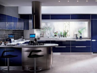 Кухни в современном стиле 8