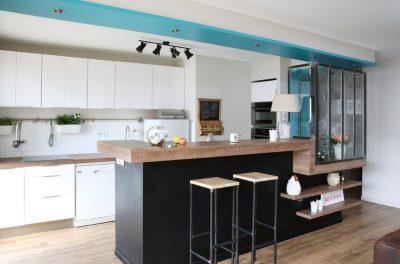 Кухни в современном стиле 9